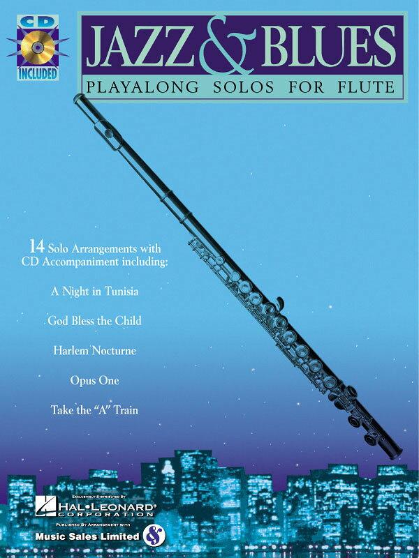 【輸入楽譜】PLAY ALONG CD COLLECTIONS: JAZZ & BLUES画像