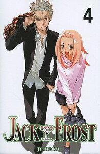 Jack Frost, Volume 4: The Amityville JACK FROST V04 (Jack Frost) [ Jinho Ko ]