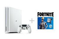 PlayStation4 Pro フォートナイト ネオヴァーサバンドル グレイシャー・ホワイト 1TBの画像