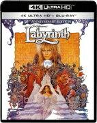 ラビリンス 魔王の迷宮(4K ULTRA HD+ブルーレイ)【4K ULTRA HD】
