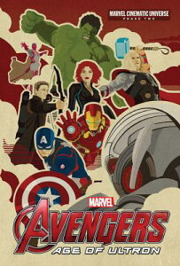 Phase Two: Marvel's Avengers: Age of Ultron PHASE 2 MARVELS AVENGERS AGE O (Marvel Cinematic Universe) [ Alex Irvine ]