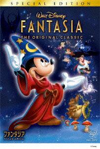 【楽天ブックスならいつでも送料無料】ファンタジア スペシャル・エディション 【Disneyzone】