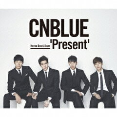 【送料無料】Korea Best Album 'Present'(初回限定盤 CD+DVD) [ CNBLUE ]