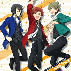 THE IDOLM@STER SideM ANIMATION PROJECT 07 ARRIVE TO STAR画像