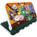 スナックワールド new NINTENDO 3DS LL 専用 カスタムハードカバー 大集合 Ver.の画像