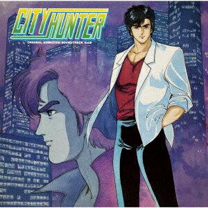 CITY HUNTER オリジナル・アニメーション・サウンドトラック Vol.2画像