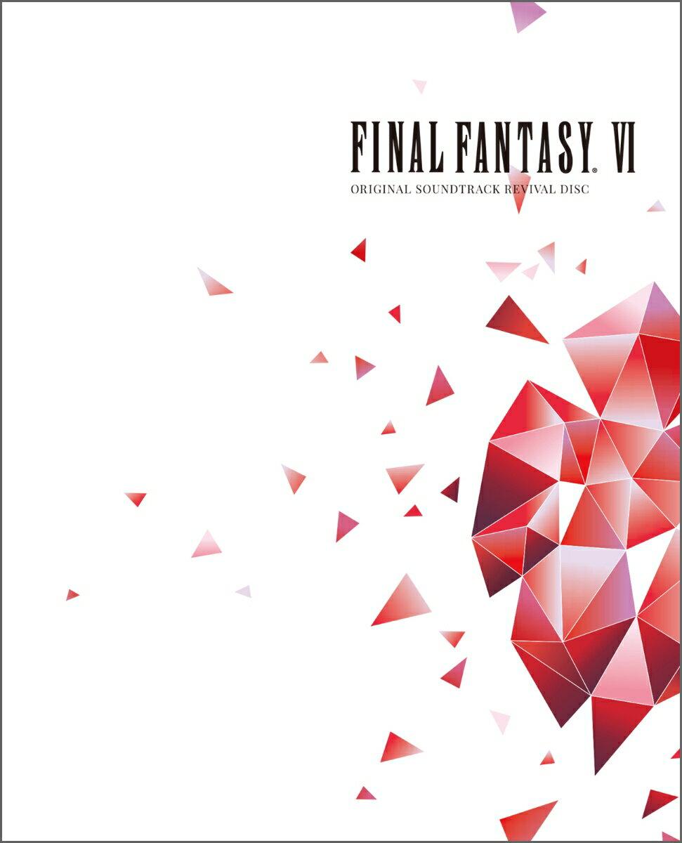キッズアニメ, その他 FINAL FANTASY VI ORIGINAL SOUNDTRACK REVIVAL DISC(Blu-ray Disc Music)