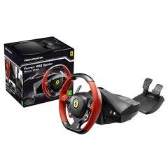 【楽天ブックスならいつでも送料無料】Thrustmaster Ferrari 458 Spider Racing Wheel for Xbox...