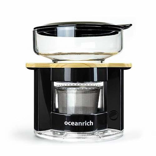 自動コーヒードリッパー oceanrich(オーシャンリッチ) ブラック