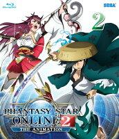 ファンタシースターオンライン2 ジ アニメーション 2【Blu-ray】