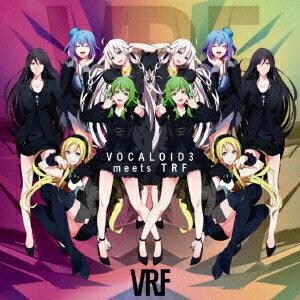 邦楽, ロック・ポップス VOCALOID3 meets TRF VRF