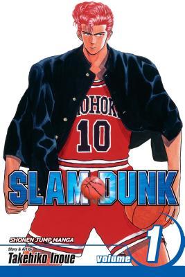 洋書, FAMILY LIFE & COMICS Slam Dunk, Volume 1 With Sticker SLAM DUNK V01 Slam Dunk (Viz) Takehiko Inoue