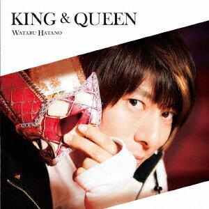 劇場版「Dance with Devils-Fortuna-」 主題歌 「KING & QUEEN」 (CD+DVD)画像