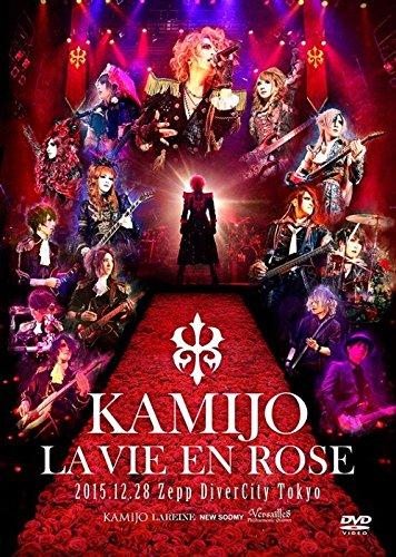 邦楽, ロック・ポップス LA VIE EN ROSE KAMIJO -20th ANNIVERSARY BEST - Grand Finale Zepp DiverCity Tokyo KAMIJO