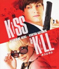 【送料無料】【BD2枚3000円5倍】キス&キル【Blu-ray】 [ アシュトン・カッチャー ]