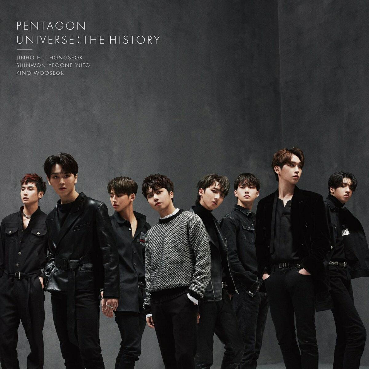 CD, 韓国(K-POP)・アジア UNIVERSE : THE HISTORY (A CDDVD) PENTAGON
