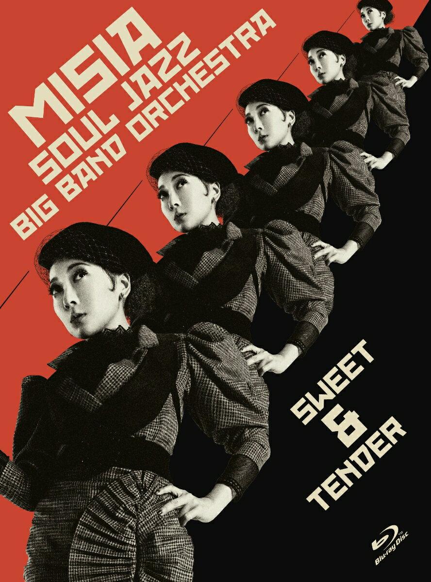 MISIA SOUL JAZZ BIG BAND ORCHESTRA SWEET&TENDER【Blu-ray】