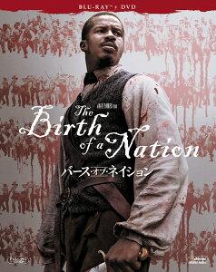 バース・オブ・ネイション 2枚組ブルーレイ&DVD【Blu-ray】