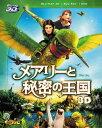 メアリーと秘密の王国【Blu-ray】 [ アマンダ・セイフライド ] - 楽天ブックス