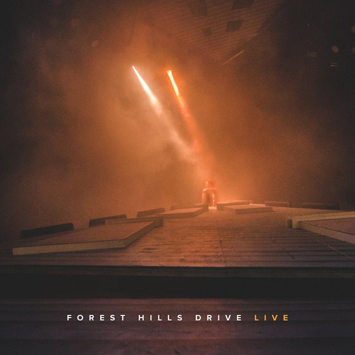 【輸入盤】Forest Hills Drive: Live From Fayetteville, Nc画像