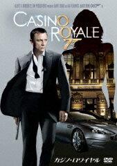【送料無料】【DVD3枚3000円5倍】007/カジノ・ロワイヤル [ ダニエル・クレイグ ]