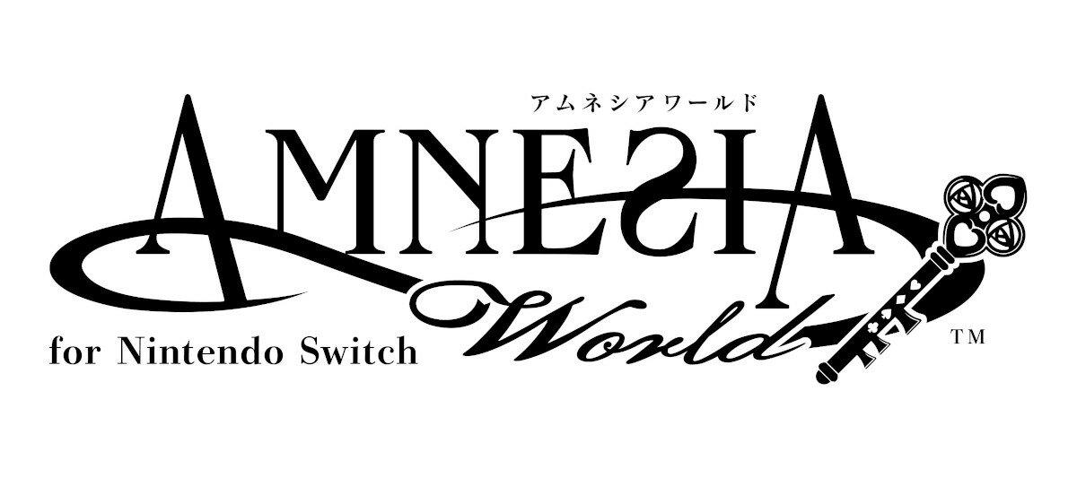 Nintendo Switch, ソフト AMNESIA World for Nintendo Switch