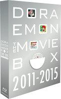 DORAEMON THE MOVIE BOX 2011-2015 ブルーレイ コレクション【Blu-ray】