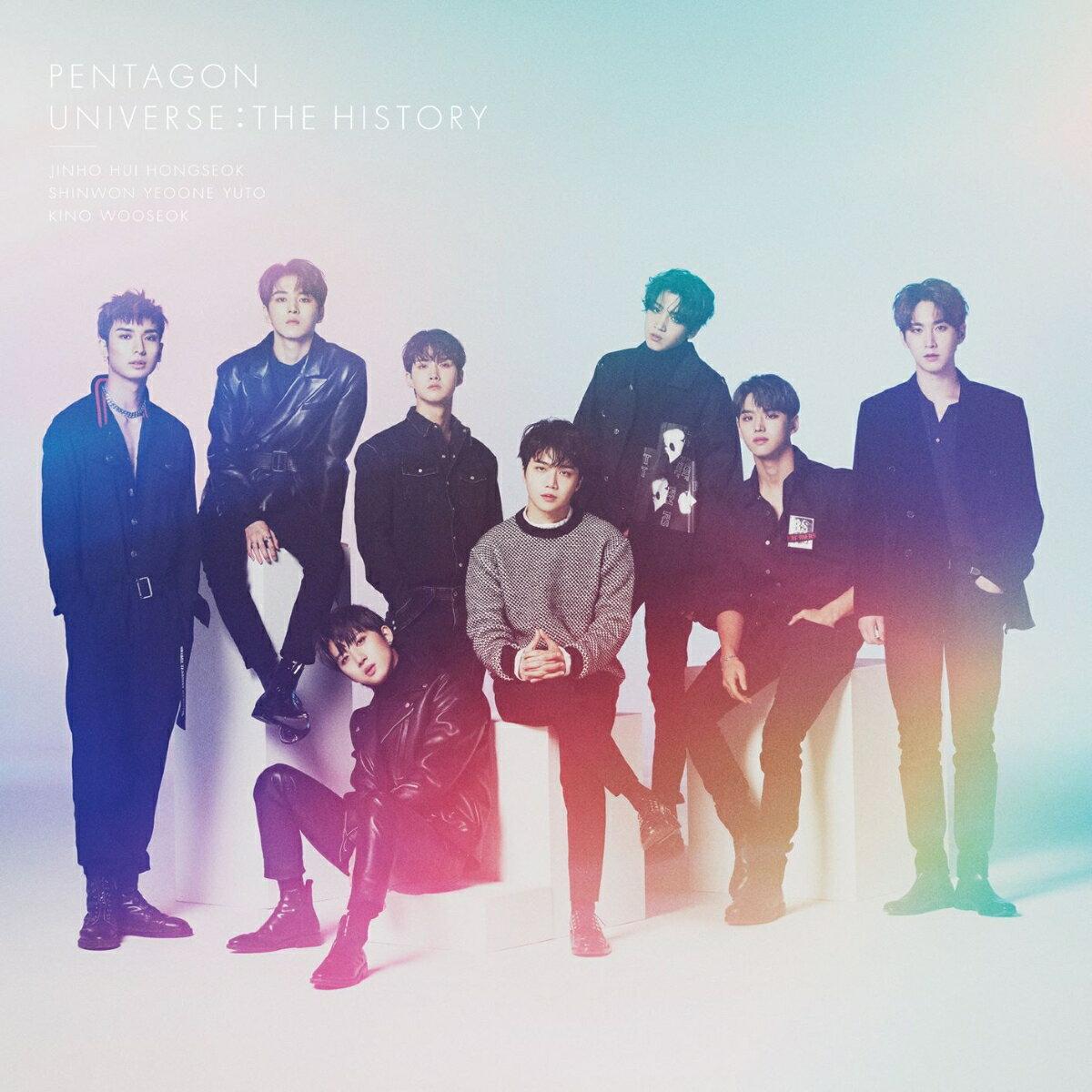 CD, 韓国(K-POP)・アジア UNIVERSE : THE HISTORY (B CDPhotobook)( (1)) PENTAGON