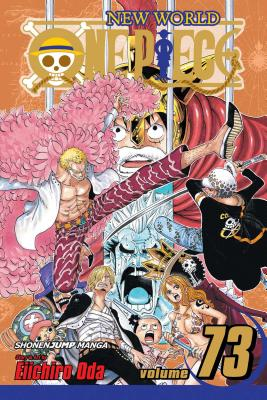 One Piece, Vol. 73, Volume 73画像