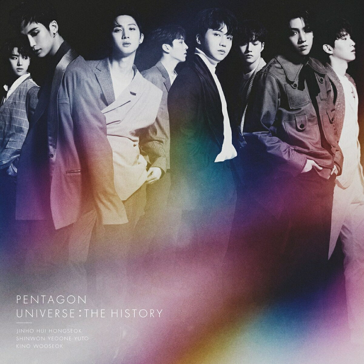 韓国(K-POP)・アジア, その他 UNIVERSE : THE HISTORY () ( (1)) PENTAGON