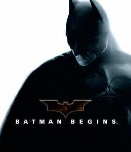 【送料無料】【BD2枚3000円5倍】対象商品バットマン ビギンズ【Blu-ray】
