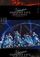 THE LAST LIVE -DAY1-(通常盤)