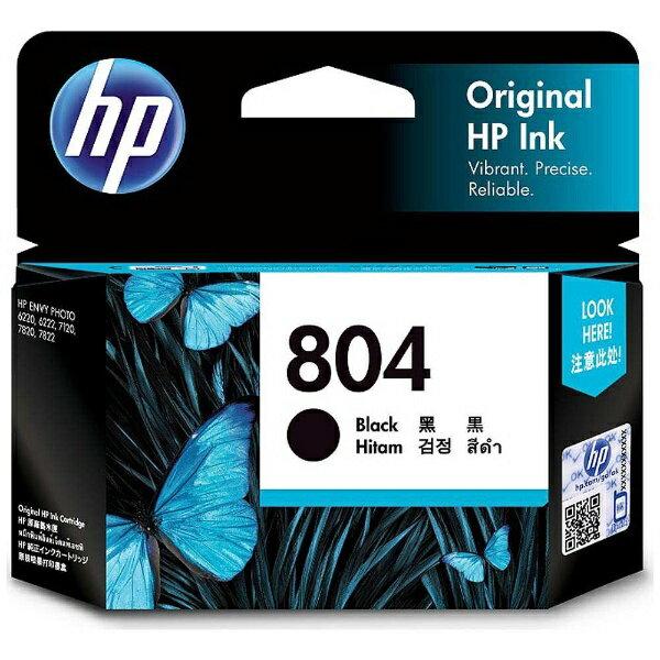 HP 804 インクカートリッジ 黒