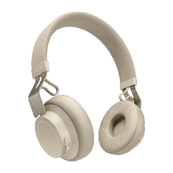 【お買い物マラソン期間限定価格】Jabra Move Style Edition APAC pack Gold Beige 100-96300006-40