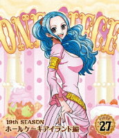 ONE PIECE ワンピース 19THシーズン ホールケーキアイランド編 PIECE.27【Blu-ray】