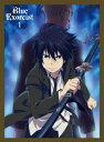 青の祓魔師 vol.1【Blu-ray】 [ 岡本信彦 ]