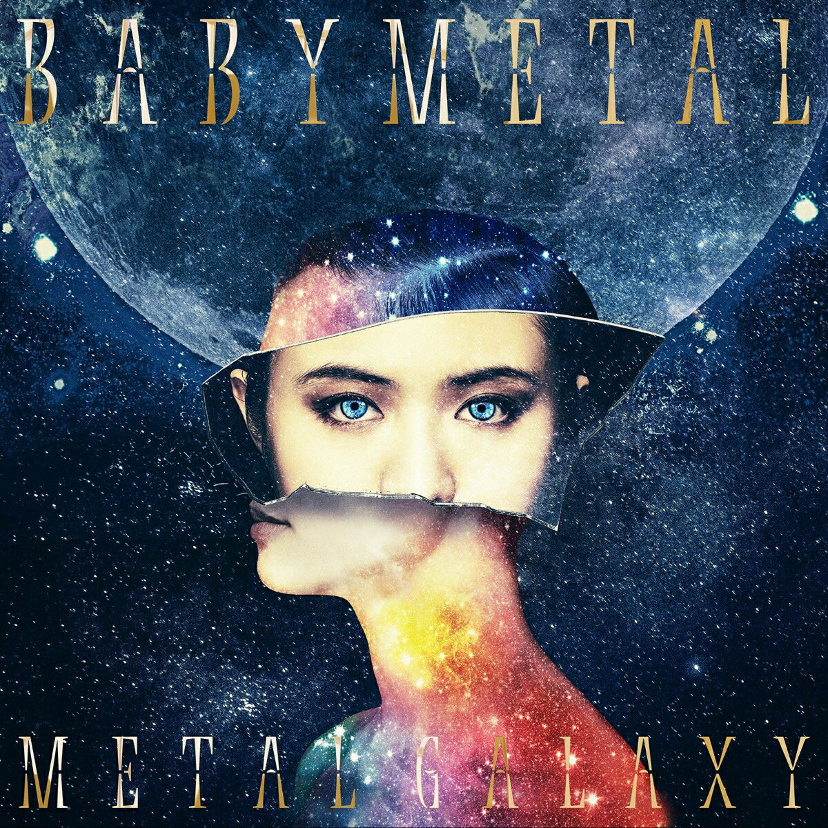 ロック・ポップス, その他 METAL GALAXY (MOON - Japan Complete Edition - 2CD) BABYMETAL