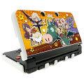 スナックワールド new NINTENDO 3DS 専用 カスタムハードカバー 大集合 Ver.の画像