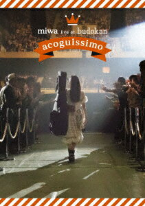 miwa live at budokan acoguissimo [SING for ONE 〜Best Live Selection〜]画像