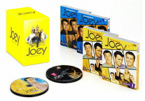 ジョーイ <シーズン1-2> コンプリートDVD BOX (12枚組) Soft Shell【…