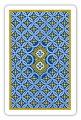 NAPトランプ 624 藍の画像
