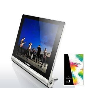 【送料無料】Lenovo YOGA TABLET 8 Android 4.2/MediaTek MT8389/1GB/16GB/8型/シルバーグレー ...