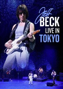 ジェフ・ベック〜ライヴ・イン・トーキョー2014【Blu-ray】画像