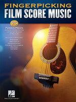 【輸入楽譜】フィンガーピッキング・ギターで弾く映画音楽集 - 15 Famous Pieces Arranged for Solo Guitar/TAB譜