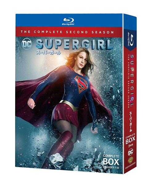 SUPERGIRL/スーパーガール<セカンド・シーズン>コンプリート・ボックス Blu-ray  メリッサ・ブノワ