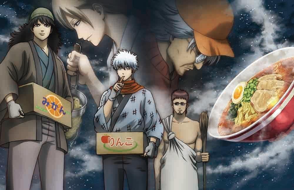 銀魂.ポロリ篇 2(完全生産限定版)【Blu-ray】