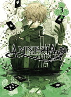 AMNESIA 第3巻【Blu-ray】