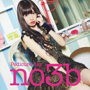【送料無料】ペディキュアday(初回限定A)(CD+DVD) [ ノースリーブス ]