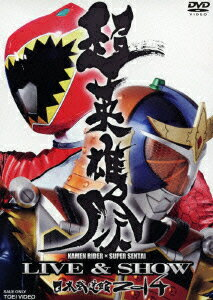 超英雄祭 KAMEN RIDER×SUPER SENTAI LIVE & SHOW 日本武道館2014(仮)