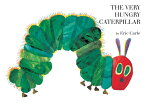 VERY HUNGRY CATERPILLAR,THE(BB) [ ERIC CARLE ]